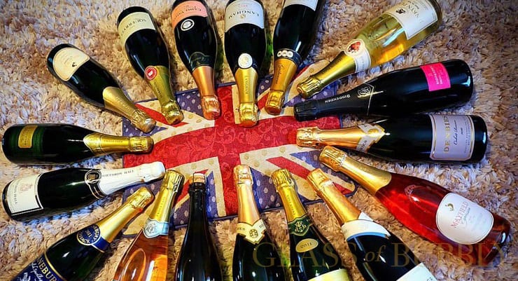 British Sparkling Wine Tour. Where Can You Find The Best? photo