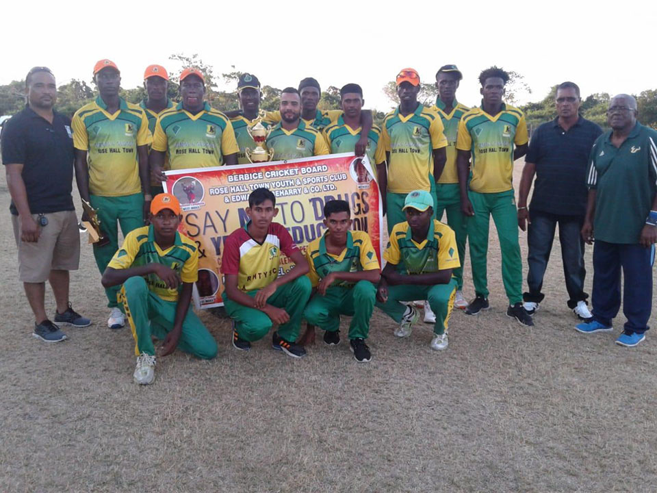 Rht Gizmos And Gadgets Win Skyy Vodka T20 Title photo