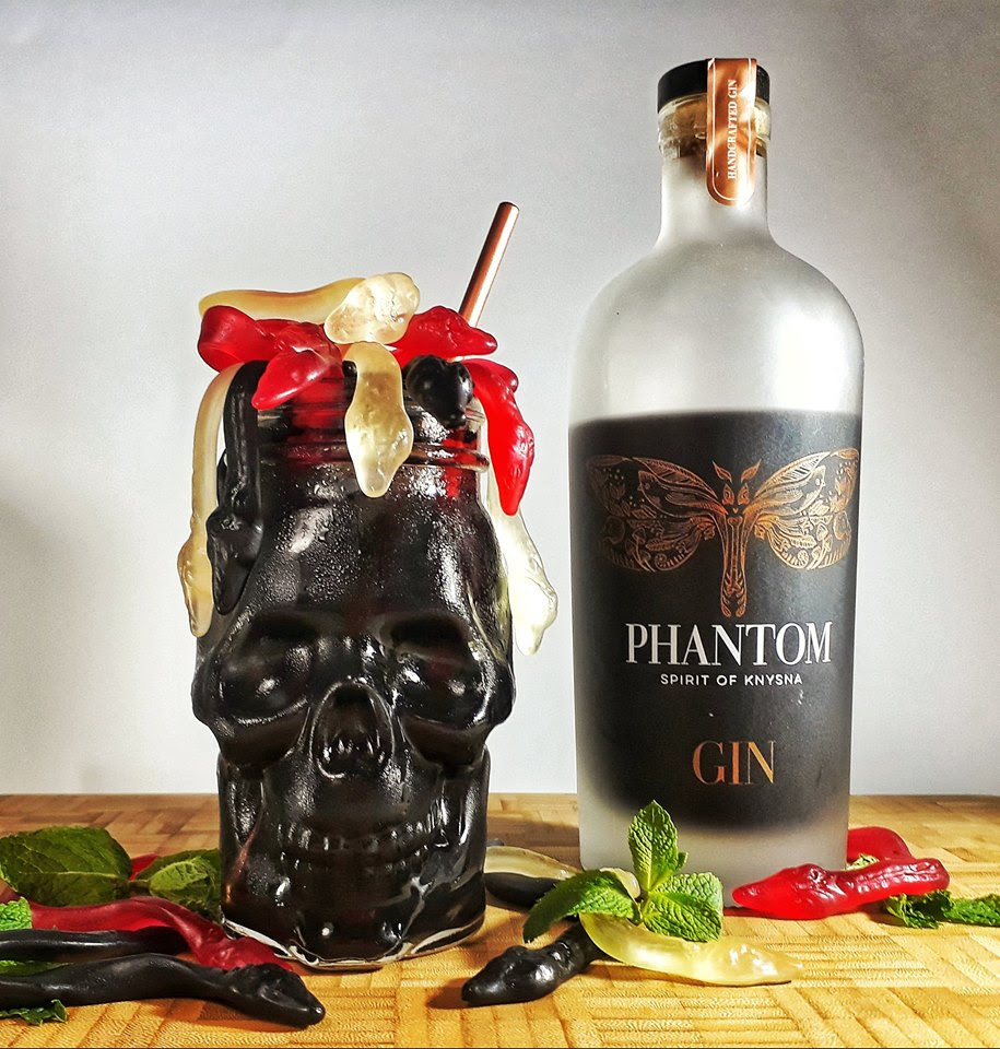 Celebrate Halloween With A Few Spooky Phantom Gin Cocktails photo