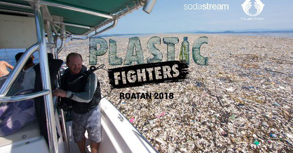 Sodastream Ramps Up Efforts To Fight Plastic Ocean Waste photo