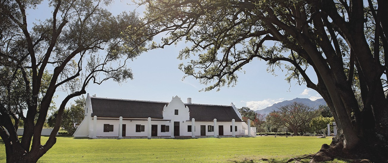 spier South African Wineries With Haunted Histories