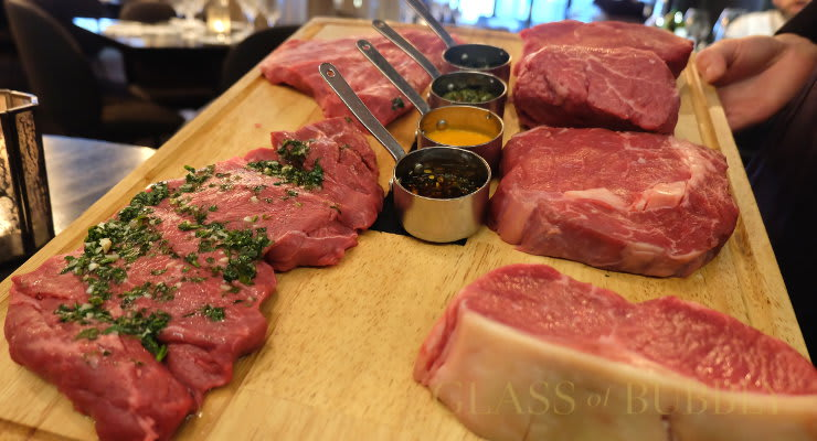 Memorable Argentine Beef & Sparkling Wine At Gaucho, Piccadilly photo