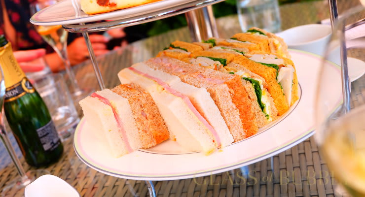 The Best Sandwiches To Enjoy With Champagne photo