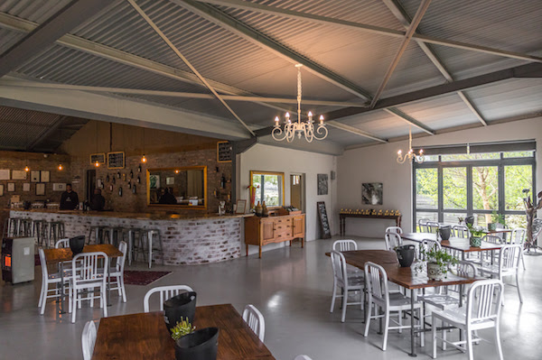 You can now enjoy local gins and craft beers at The Tasting Shed at Haut Espoir photo