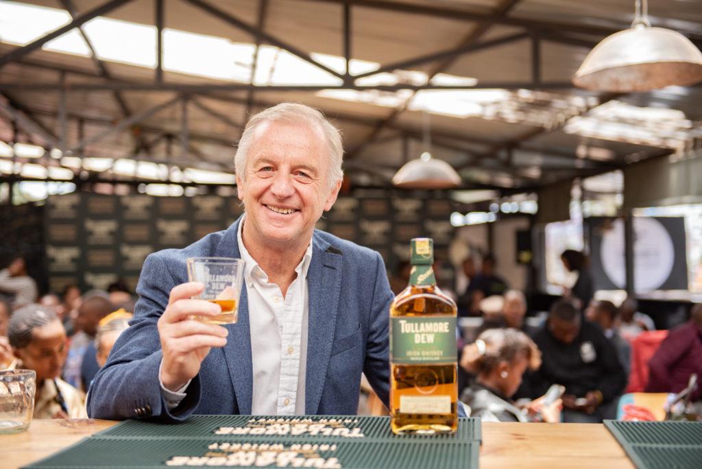Tullamore D.e.w. Irish Whiskey's John Quinn Returns To Kenya photo