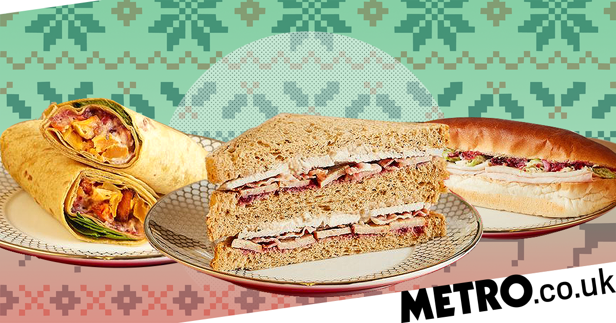 Christmas Sandwiches Have Arrived… In October photo