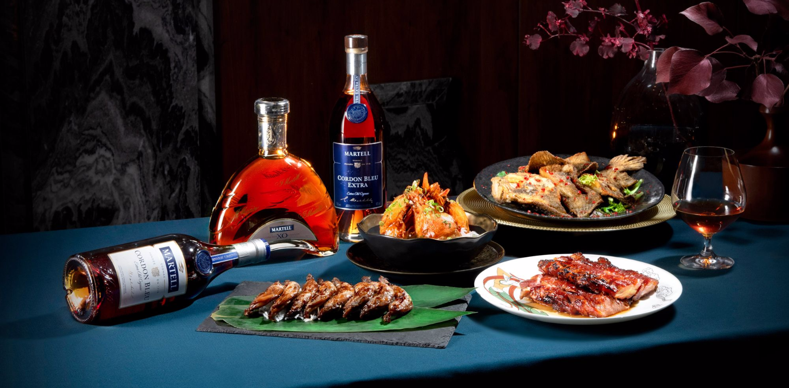 Dynasty Presents Unique Cognac Pairing Gastronomy photo