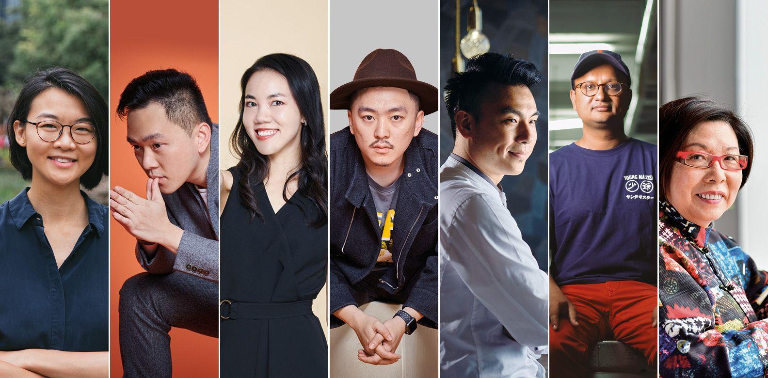 Meet 7 Of Hong Kong's Most Groundbreaking Gastronomes photo