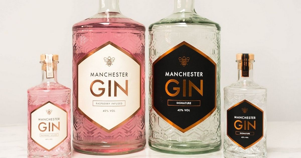 Manchester Gin Now Comes In 4.5 Litre Bottles photo