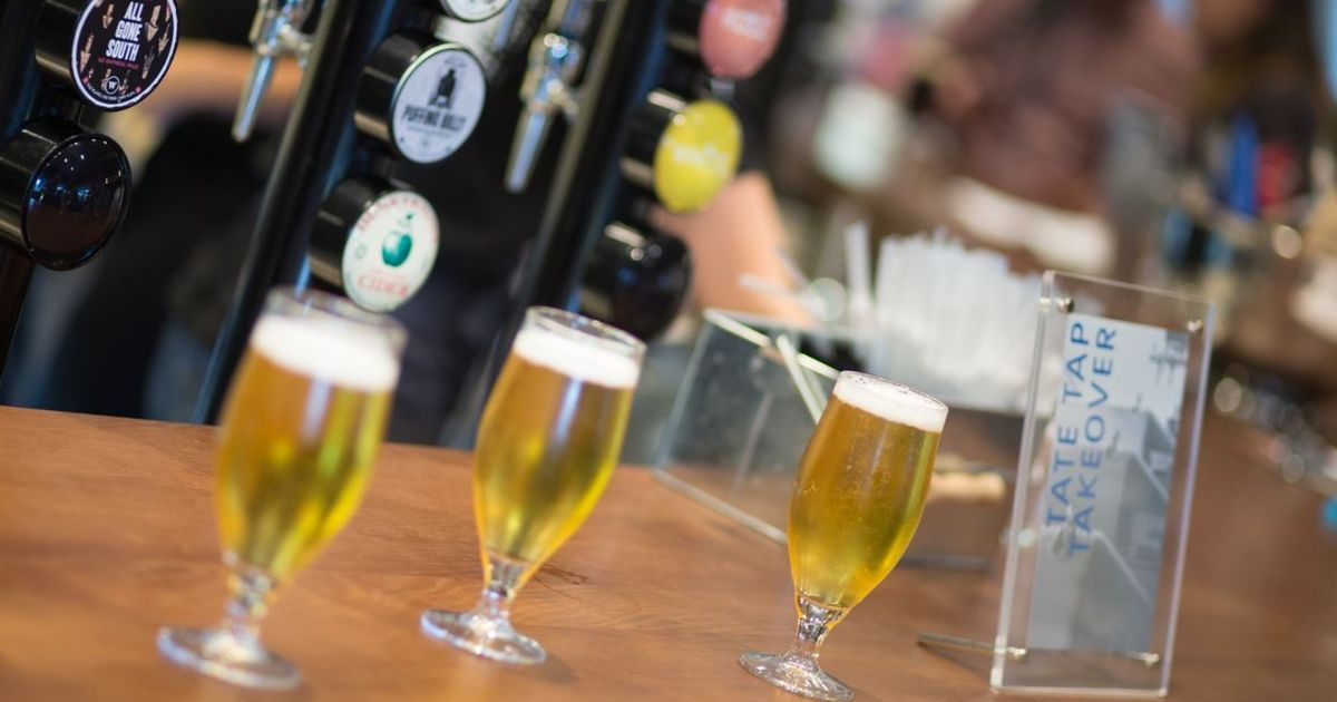 Wylam Brewery Beers And Artwork To Feature At Tate Modern In London photo