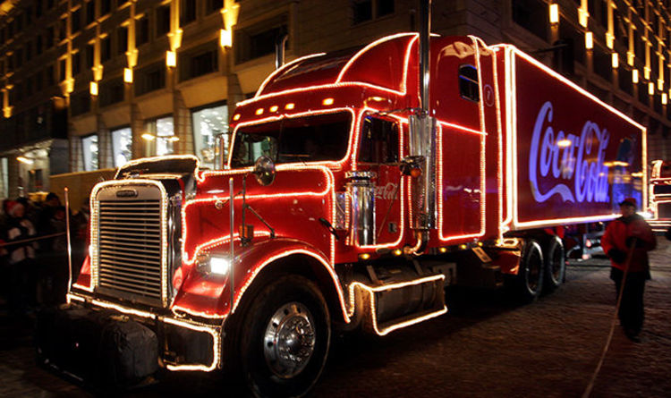 Coca-cola Truck Dates 2018: Where To See Christmas Coca-cola Truck Mapped photo
