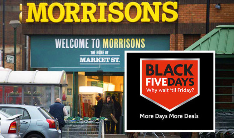 Morrisons Black Friday 2018 Deals: What Deals Will Morrisons Be Offering Today? photo