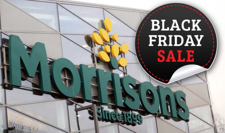 Morrisons Black Friday 2018 Deals: Hendrick's Gin, Toblerone And Toys Discounted Today photo