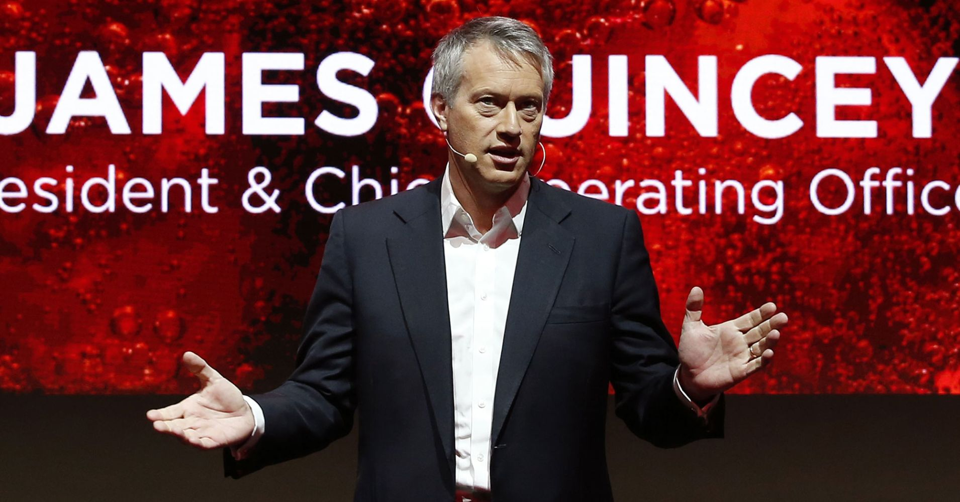 Coca-cola Ceo On Coffee Strategy: We're Not Going Head To Head With Starbucks photo