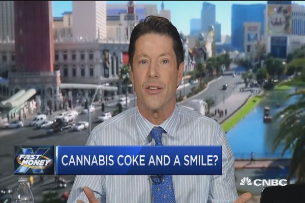 Here's What The Ceo Of Coca-cola Just Said About Getting In On The Cannabis Craze photo