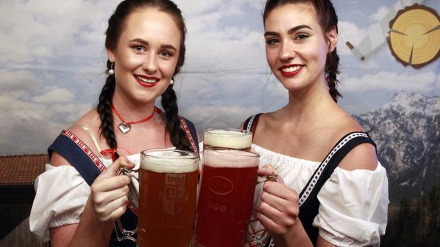 #bierfest At Sun Arena With Lots Of Fun On Tap photo