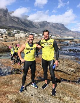 Swimrun's Cape Event Gets A Ryk Boost photo
