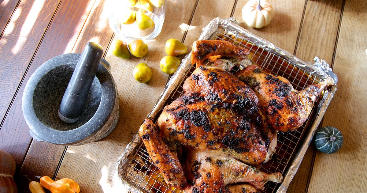 Ramen Turkey Rubs, Cranberry-sauce Cocktails And More Last-minute Thanksgiving Tips From Chefs photo