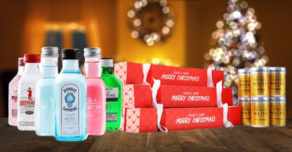 G&t Christmas Crackers Now Exist – And They're Every Gin Lover's Dream photo