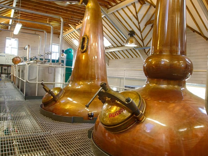 Ex-ceo Of Cadbury Schweppes Joins The Cotswolds Distillery photo