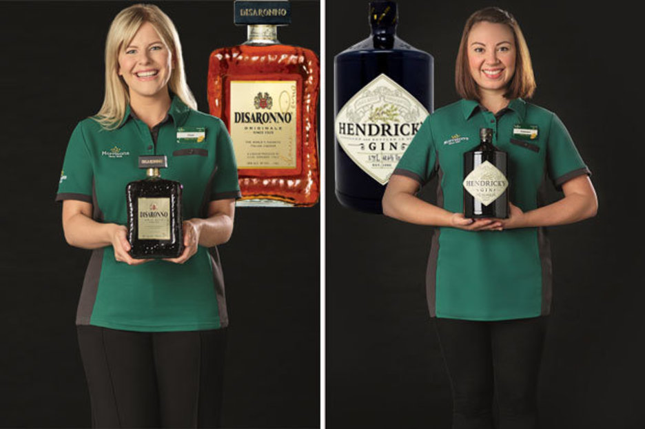 Morrisons Selling Huge Bottles Of Disaronno And Hendrick's Gin Ahead Of Black Friday photo