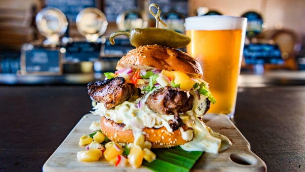 4 Pines Brewing Company To Open Burger Joint In Surry Hills photo