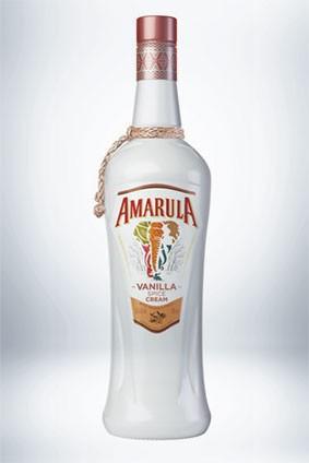 Amarula Vanilla Spice Cream Liqueur photo