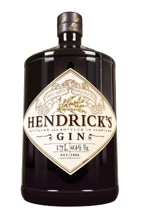 William Grant & Sons Readies 1.75l Hendrick's Gin Bottle In Uk Black Friday Push photo