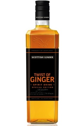Distell's Scottish Leader Twist Of Ginger Flavoured Spirit Drink photo