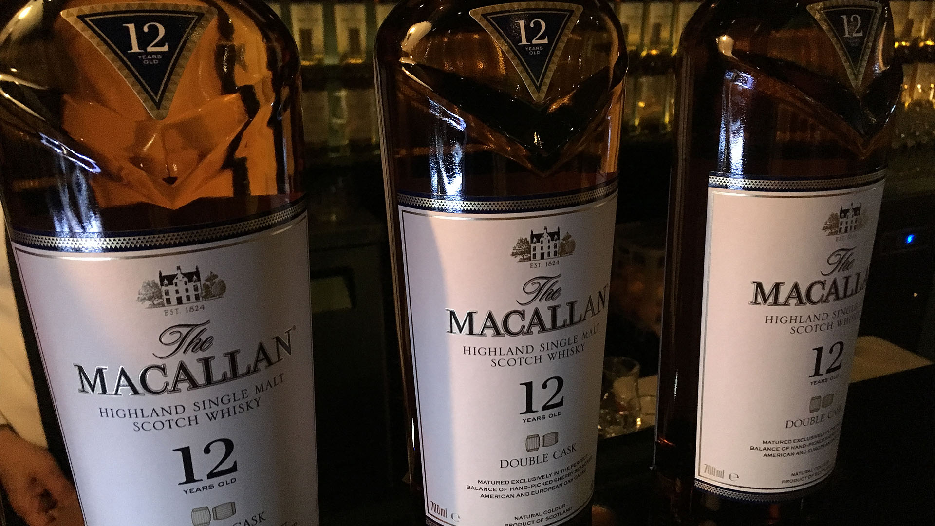 Celebrating The Macallan's Whisky Making Heritage With The Edition No. 4 photo