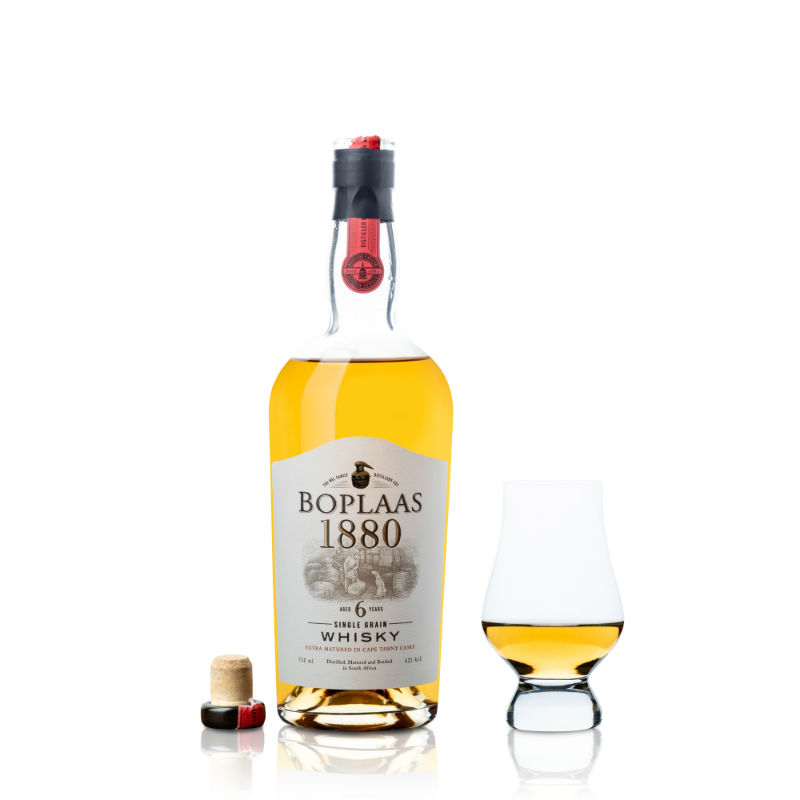 Boplaas Unveils Collector's Edition 6YO Cape Tawny Whisky photo