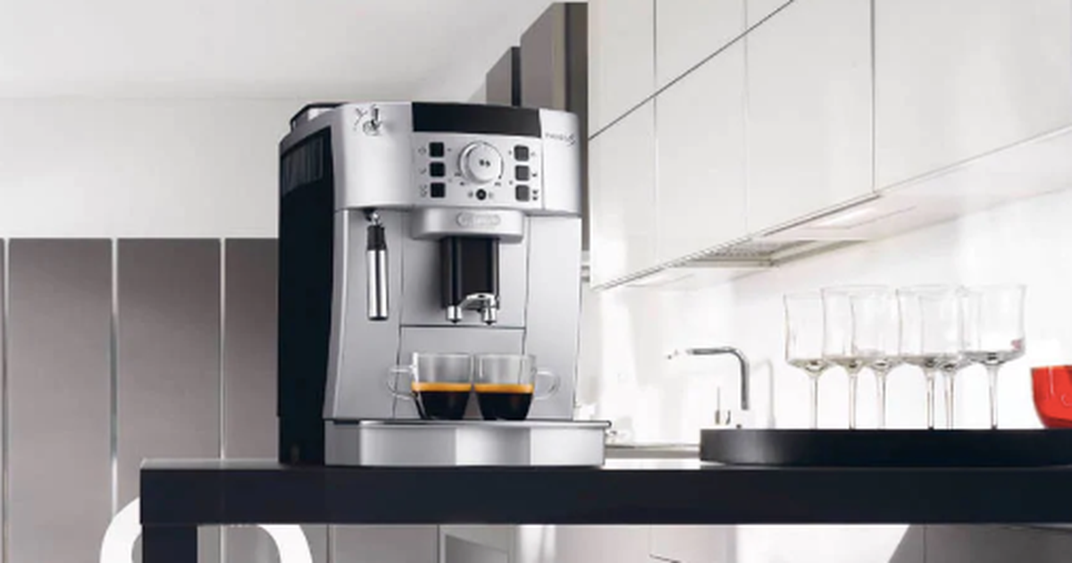 Get One Of De'longhi's Fanciest Espresso Machines On Sale For More Than $300 Off At Macy's photo