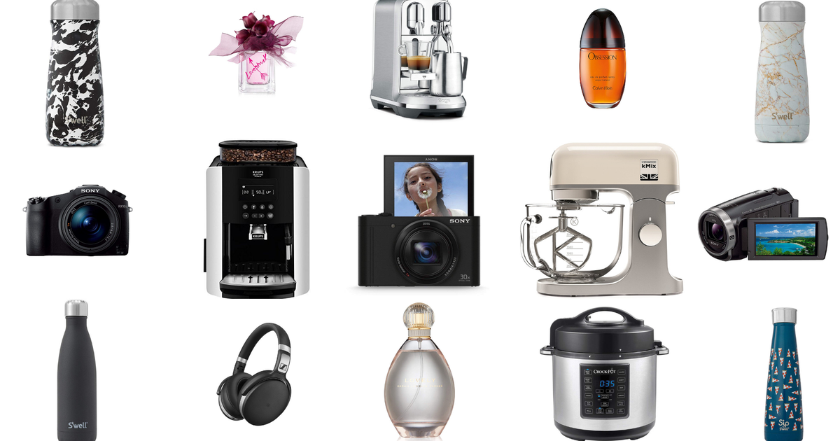 The Best Uk Deals For Friday (cyber Week): Calvin Klein Fragrances, Kenwood Mixers, Sony Cameras, And More photo