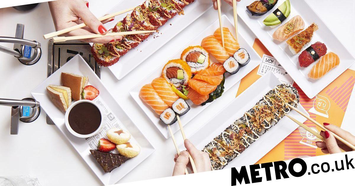 Yo! Sushi Launches A Huge New Menu For Winter photo