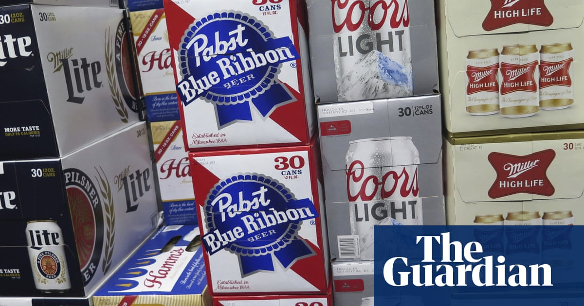 Pabst Blue Ribbon May Be No More As Battle Brews In Milwaukee Courtroom photo
