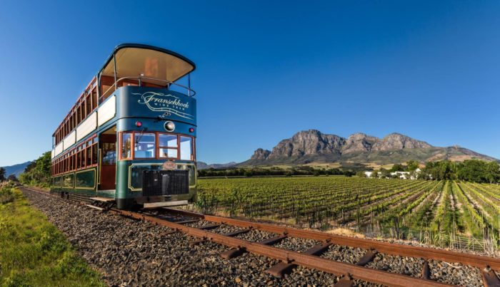 Franschhoek Wine Tram Adds Two New Lines photo