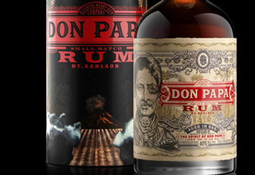 Don Papa Rum Art Canister 2018 Now Available photo