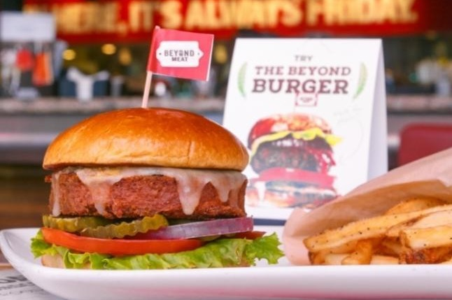 Plant-based Beyond Burger Launches In South Africa photo
