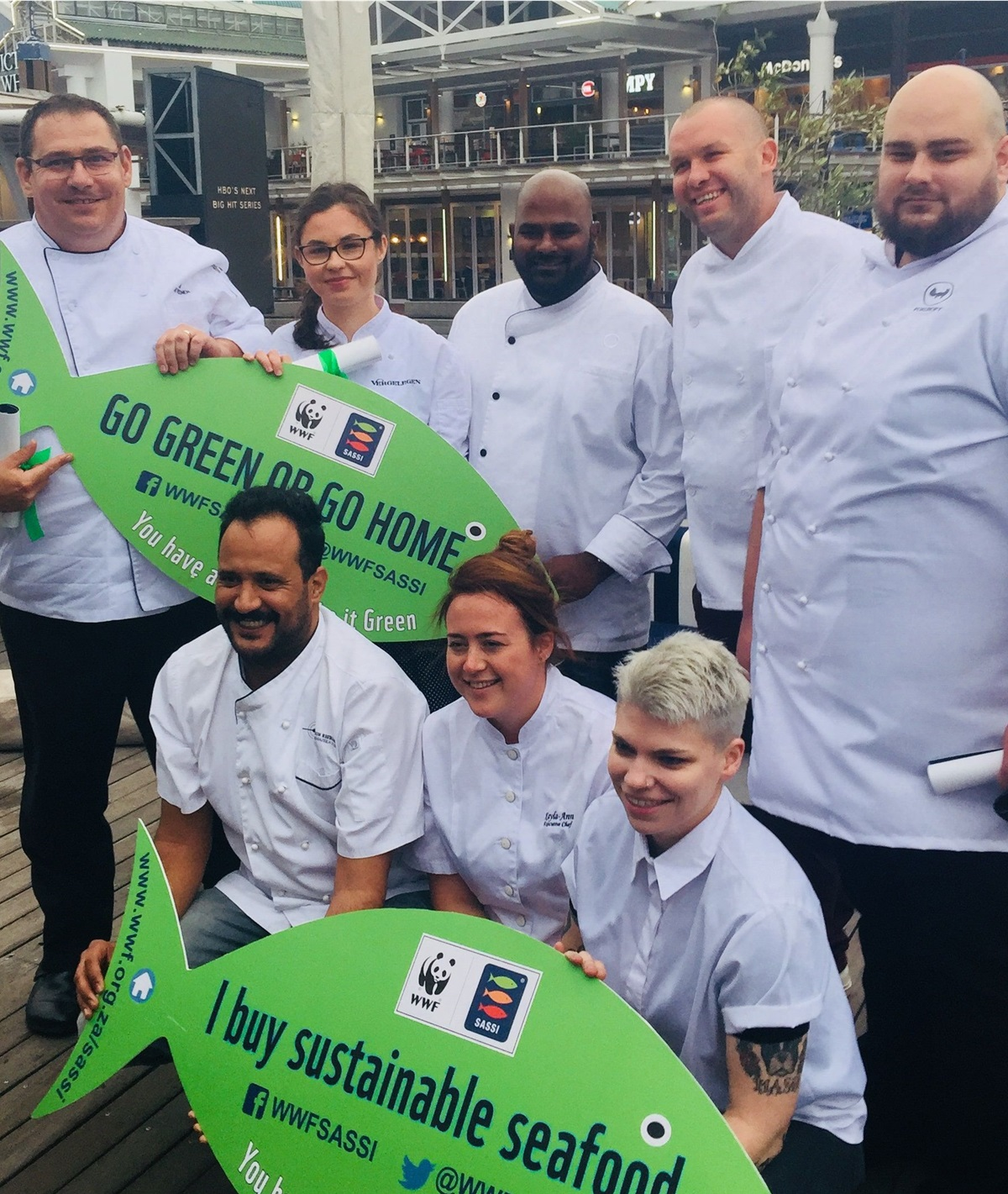 Meet 2018's Sassi Trailblazer Chefs photo