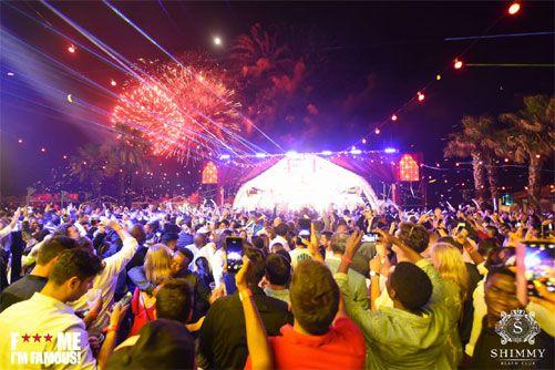 Shimmy Beach Club Presents Blue Marlin Ibiza New Year's Eve photo