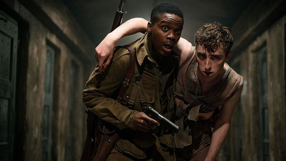 #onthebigscreen: World War Ii Zombies, Two Tails, And Life Itself photo