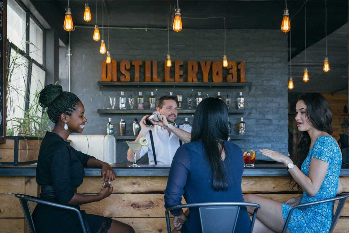 Meet The Maker: Andrew Rall Of Distillery 031 photo