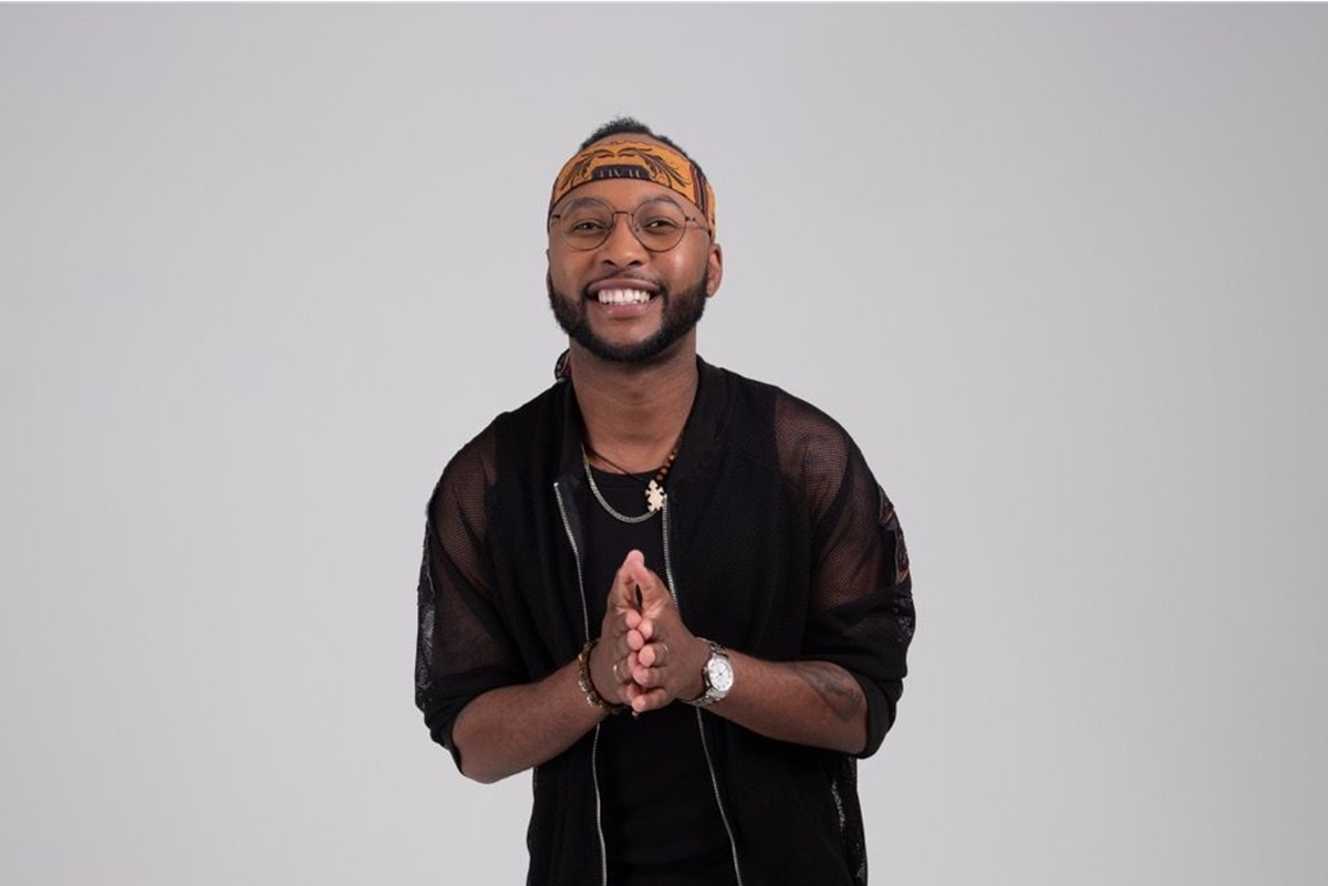 #musicexchange: Vusi Nova photo