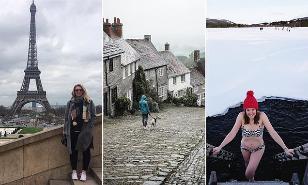 30% Of Brits Have Visited A Spot Just To Take A Picture For Instagram photo