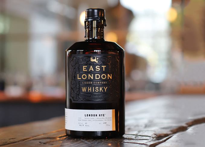 East London Distillery Launches Rye Whisky photo