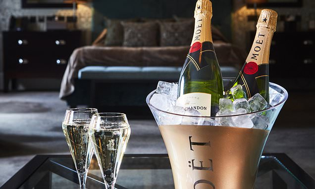 London Hotel Launches Room Deal That Comes With Unlimited Champagne photo