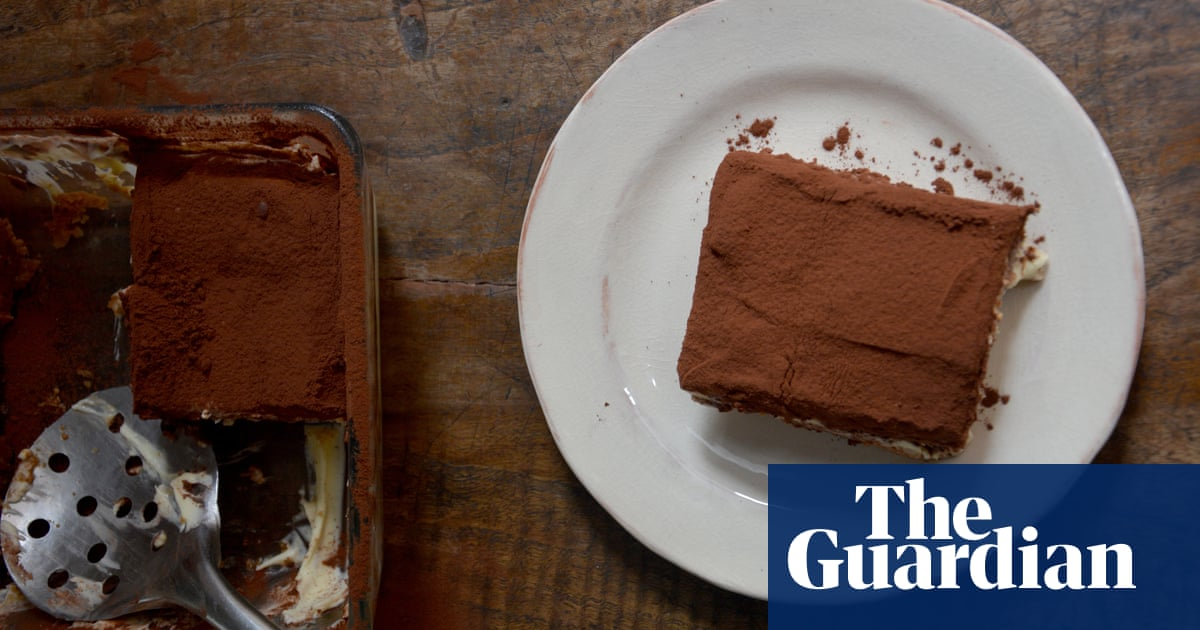 Rachel Roddy's Tiramisu Recipe photo