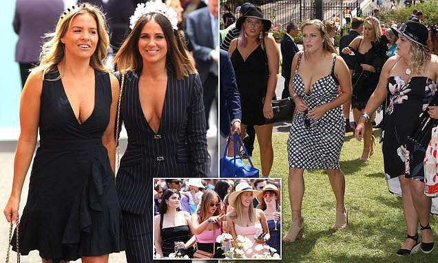 Stakes Day On Alert As Racegoers Arrive  In The Wake Of Terror Attack photo