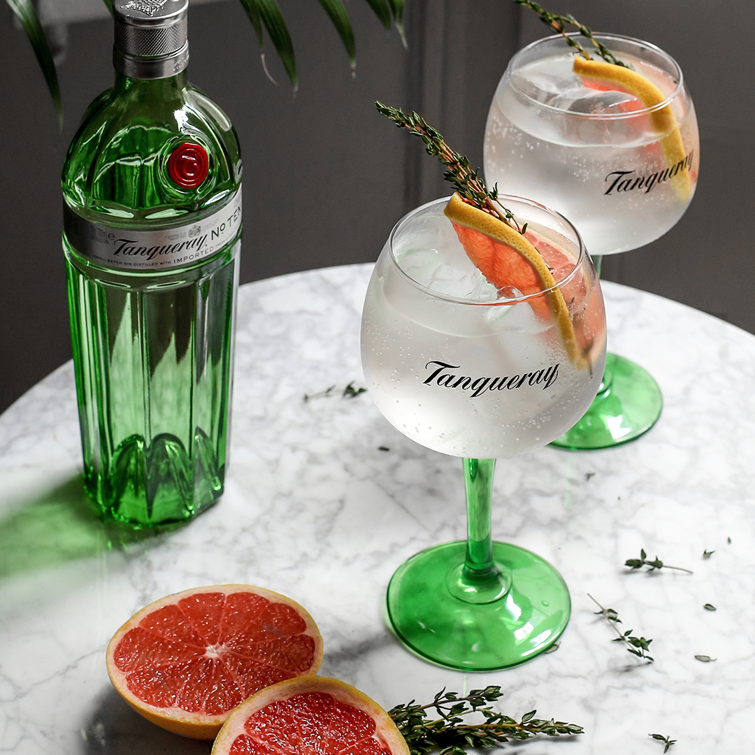 Gin Is Having A Moment, But Tanqueray Is Timeless photo