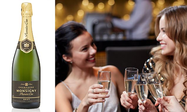 Aldi Is Selling A Bottle Of French Champagne And It  Costs Just $25 photo